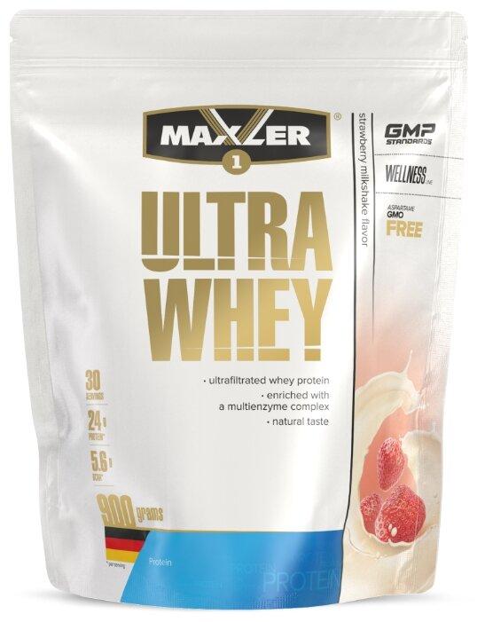 Протеин Maxler Ultra Whey (900 г) — купить по выгодной цене на Яндекс.Маркете