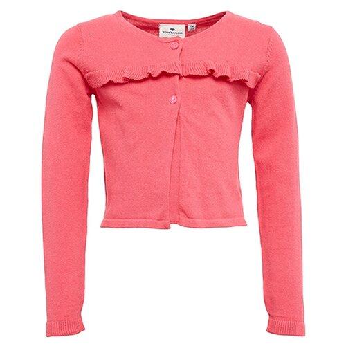 Кардиган Tom Tailor размер 116/122, розовый кардиган tom tailor tom tailor to172eweqdy6