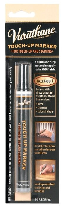 Varathane Stain Touch-Up Marker