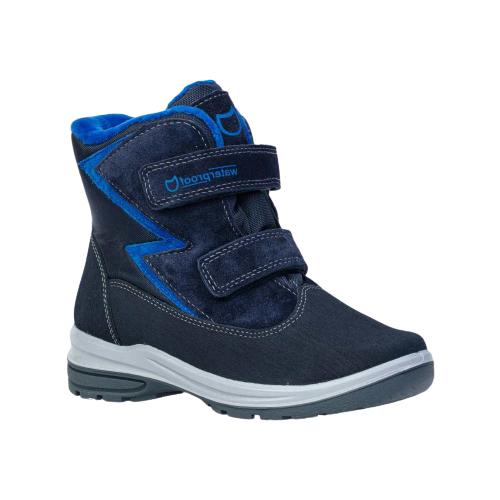 Ботинки КОТОФЕЙ размер 34, синий