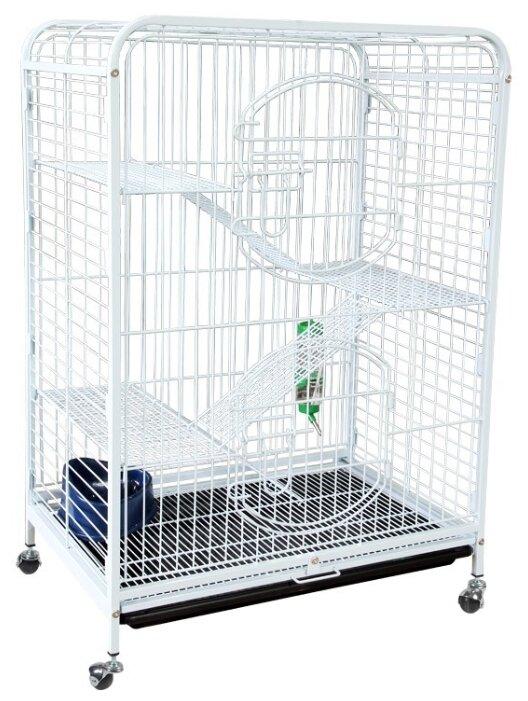 Клетка для грызунов, хорьков Triol C2-1 64х43.5х92.5 см