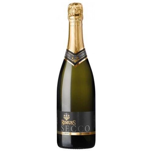 Шампанское безалкогольное Rimuss Secco 0,75 л