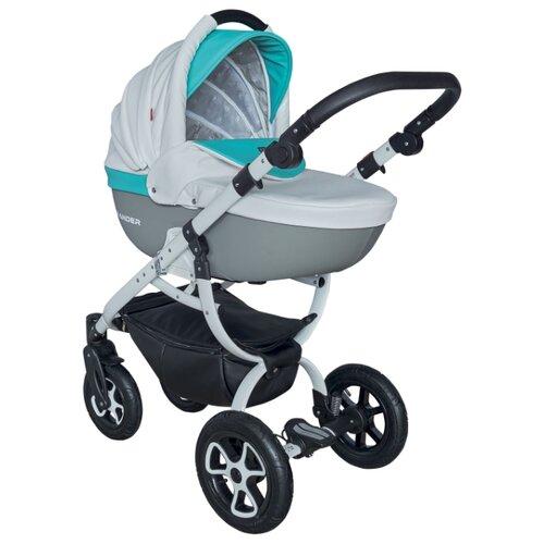Универсальная коляска Tutek Grander Play Eco (2 в 1) ECO10/B коляска 2 в 1 tutek diamos цвет ds eco black