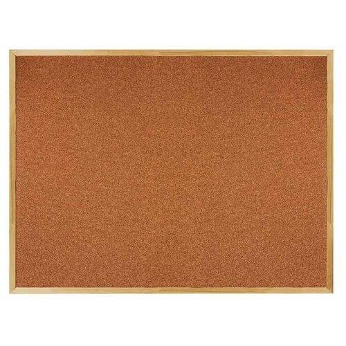 Доска пробковая BRAUBERG 236861 (90х120 см) коричневый