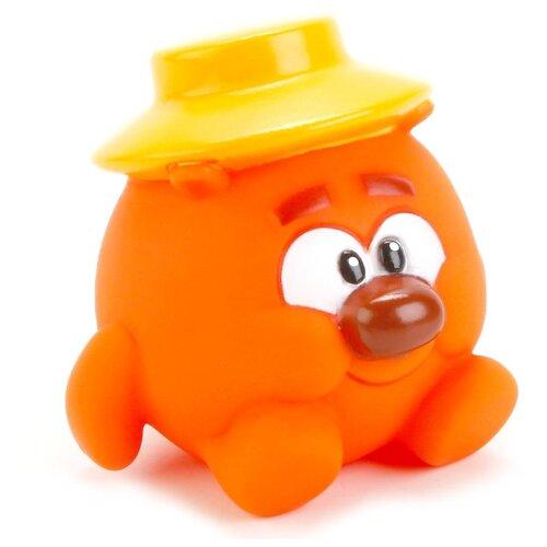 Купить Игрушка для ванной Играем вместе Смешарики. Копатыч (LXS44) оранжевый, Игрушки для ванной