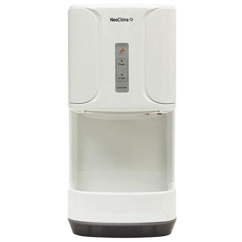Сушилка для рук NeoClima NHD-1.2 1200 Вт белый/серый