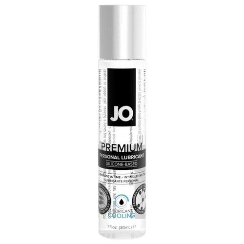 Гель-смазка JO Premium Silicone Cooling 30 мл флакон