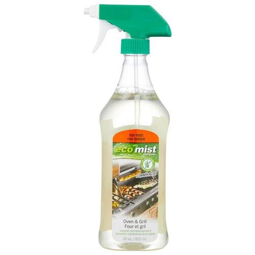 Средство для очистки духовок и гриля Eco mist 825 мл eco mist средство для чистки мебели и уборки в кабинете 0 825 л