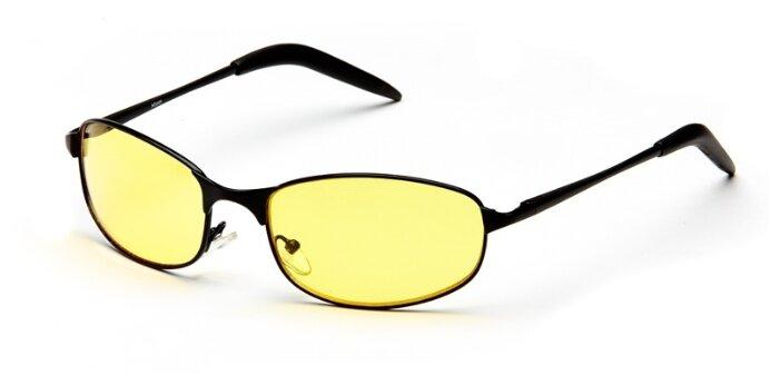 Очки водительские SPG релаксационные комбинированные / светофильтр № 2 , чехол и салфетка в комплекте