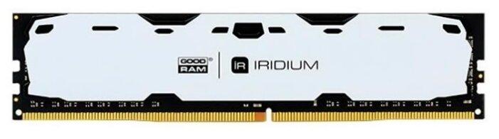 Оперативная память 8 GB 1 шт. GoodRAM IRDM IR-W2400D464L15S/8G — купить по выгодной цене на Яндекс.Маркете