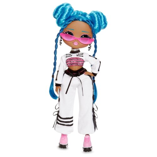 Купить Кукла L.O.L. Surprise OMG Series 3 Chillax Fashion Doll with 20 Surprises, 570165, Куклы и пупсы