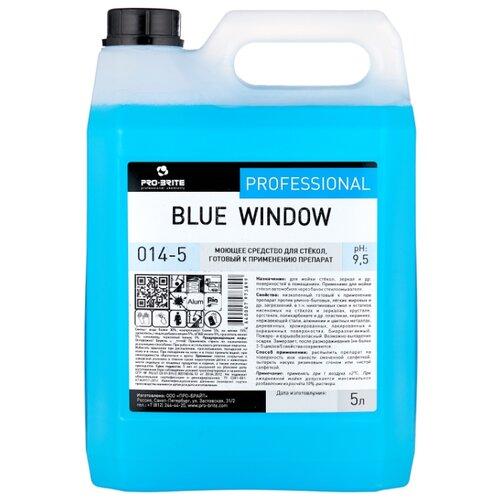 Фото - Жидкость Pro-Brite Blue Window 014-5 для стёкол 5000 мл микромед 5 образцов 5 предметных стёкол пластик