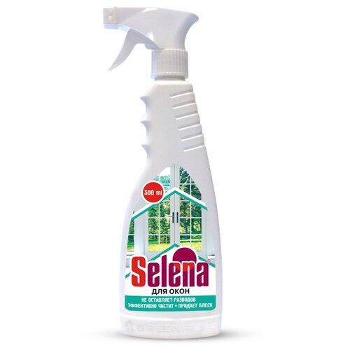 Спрей Selena для мытья окон 500 мл