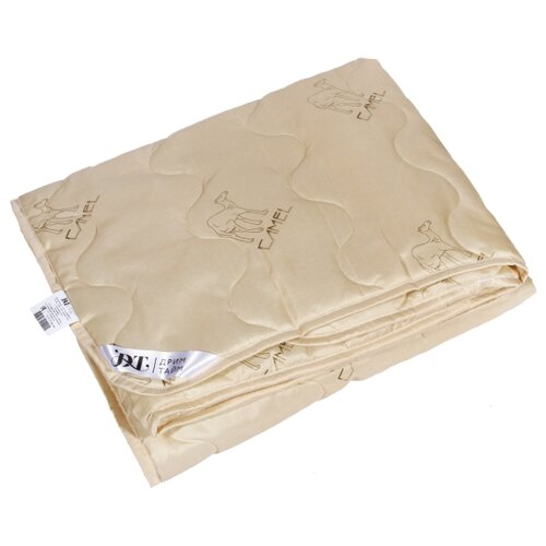 цена Одеяло DREAM TIME Верблюжья шерсть 150 г/кв.м, легкое, 172 х 205 см (кремовый) онлайн в 2017 году