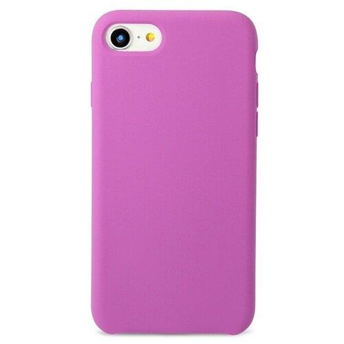 Чехол Pastila Silicone Case для Apple iPhone 7/iPhone 8 сиреневый чехол для apple iphone 8 7 silicone case red