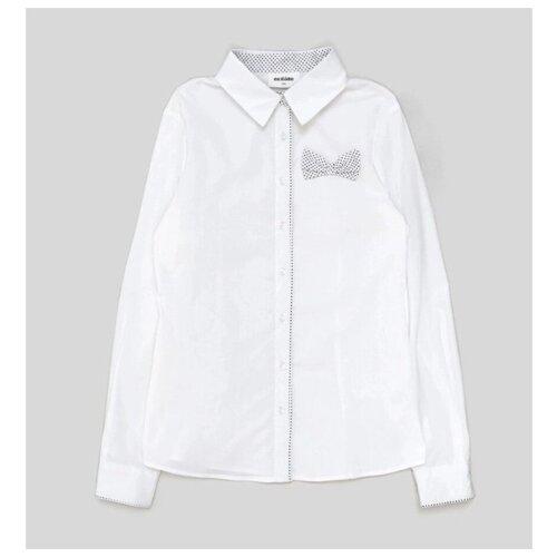 Купить Блузка Acoola размер 164, белый, Рубашки и блузы