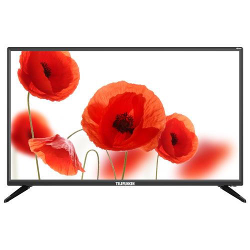 Фото - Телевизор TELEFUNKEN TF-LED32S88T2 31.5 (2019) черный телевизор telefunken 31 5 tf led32s74t2 черный