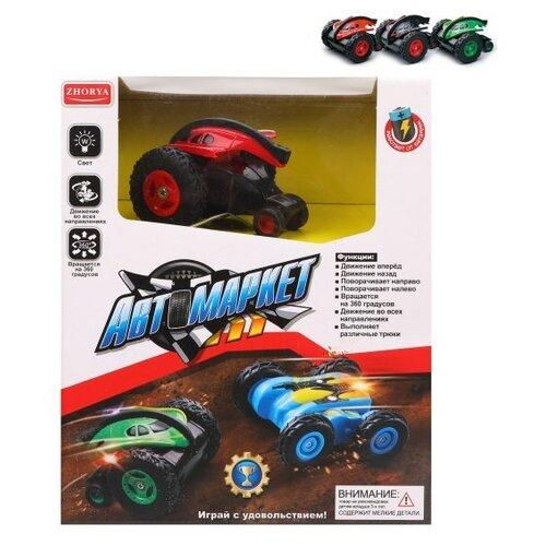 Купить Машина р/у Наша Игрушка серия Автомаркет, свет, встроенный аккумулятор, USB шнур (ZYB-B2738-6), Наша игрушка, Радиоуправляемые игрушки