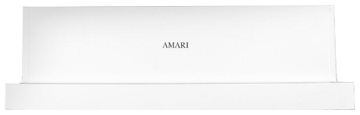 Встраиваемая вытяжка AMARI Slide 1М 50 white