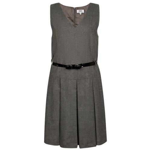 Платье Aletta размер 152, серый