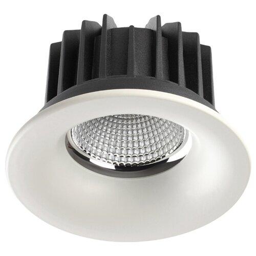 Встраиваемый светильник Novotech Drum 357602 встраиваемый светодиодный светильник novotech drum 357604