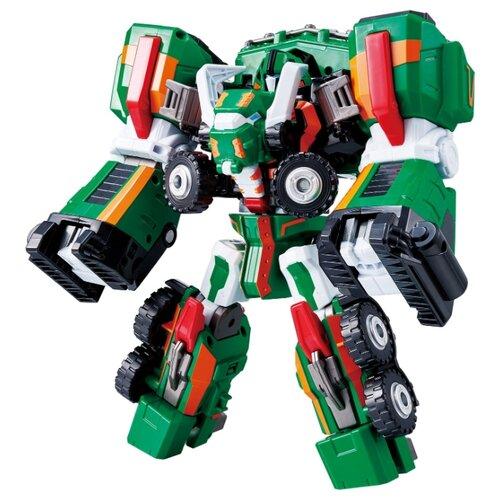 Купить Трансформер YOUNG TOYS Tobot Galaxy detectives Beast 301095 белый/зеленый, Роботы и трансформеры