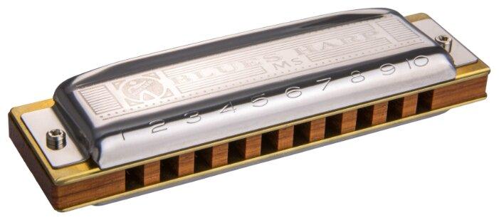 Губная гармошка Hohner Blues Harp 532/20 MS (M533016X) C