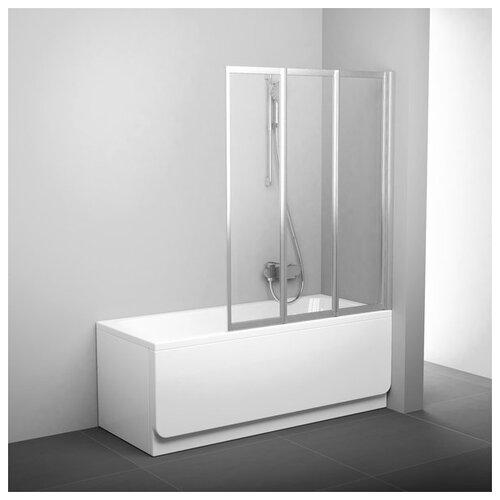 Душевая шторка RAVAK VS3-130 Transparent сатин