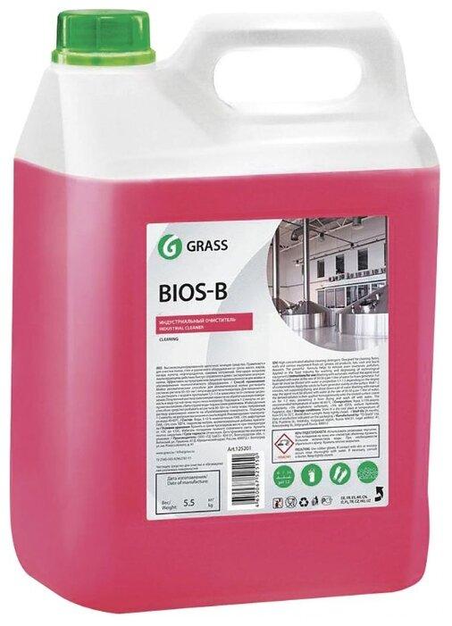 Купить GraSS Универсальное моющее средство Bios B 5.5 кг по низкой цене с доставкой из Яндекс.Маркета (бывший Беру)