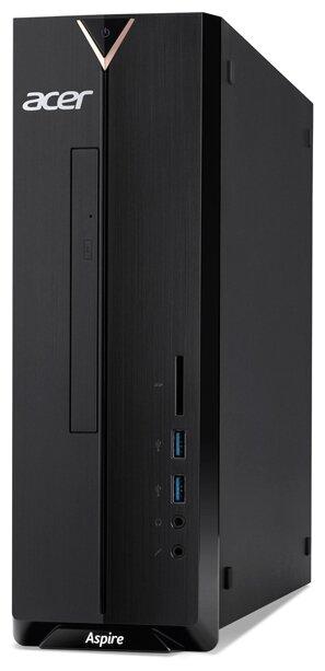 Настольный компьютер Acer Aspire XC-330 (DT.BD2ER.001) Mini-Tower/AMD A4-9120e/4 ГБ/500 ГБ HDD/AMD Radeon R3/Windows 10 Home