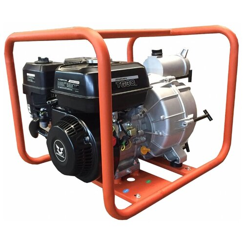 Мотопомпа бензиновая Zongshen TG 30 мотопомпа zongshen xg 10 для чистой воды