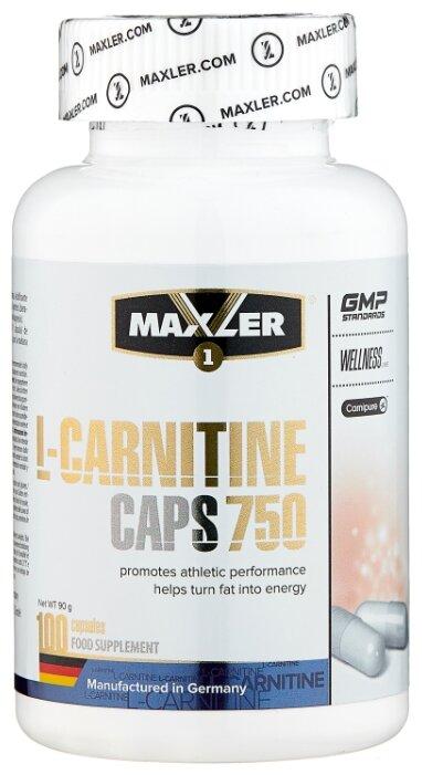 Maxler L-Carnitine 750 (100 шт.)
