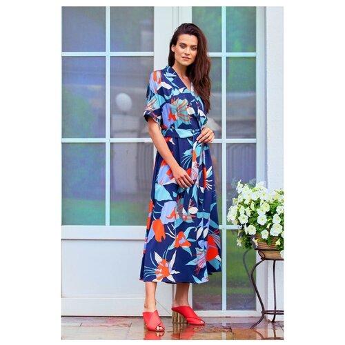 Фото - Платье Laete размер: XL(50) синий платье oodji collection цвет карамель 24001104 5b 47420 4b00n размер xl 50