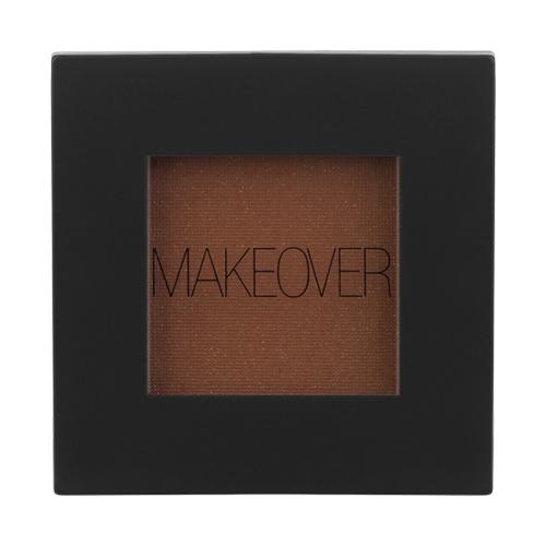 Фото - MAKEOVER Тени для век Single Eyeshadow chocolate matte makeover paris тени для век single eyeshadow soft pink