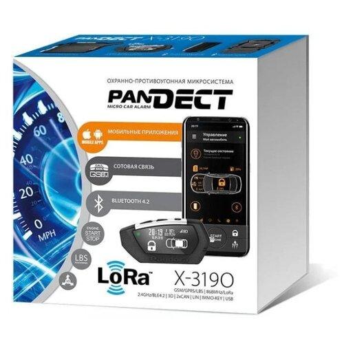 Автосигнализация Pandora Pandect X-3190