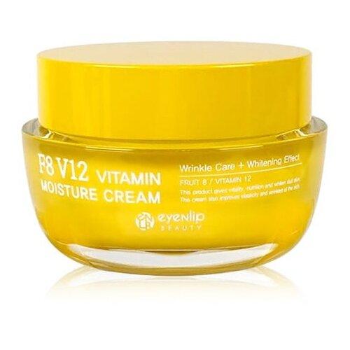Eyenlip F8 V12 Vitamin Moisture Cream Витаминный увлажняющий крем для лица, 50 г