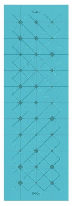 Коврик (ДхШхТ) 183х61х0.6 см POSA NonSlip Align