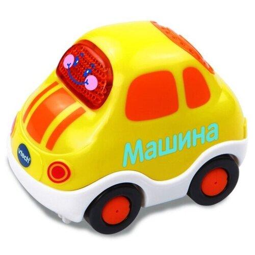 Машинка VTech Бип-Бип Toot-Toot Drivers (80-119426) 8 см желтый машинка vtech бип бип toot toot drivers 80 180326 27 5 см голубой