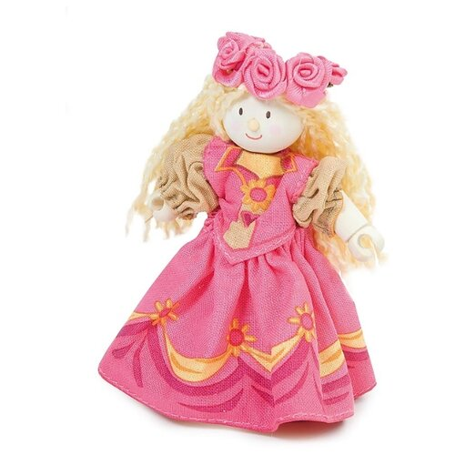 Купить Кукла Le Toy Van Принцесса Амелия, 10 см, BK967, Куклы и пупсы