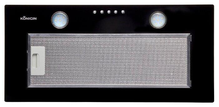 Встраиваемая вытяжка Konigin Skybox Black Glass 60
