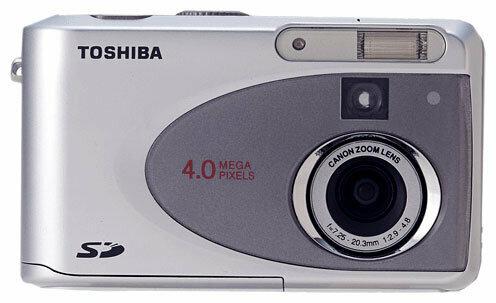 Фотоаппарат Toshiba PDR-4300