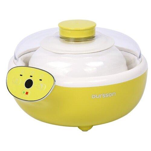 Йогуртница Oursson FE2305D желтый