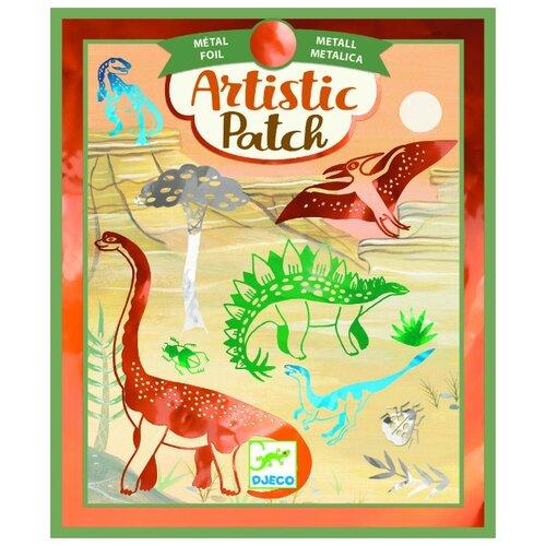 Купить DJECO Набор для творчества Динозавры (09463), Поделки и аппликации