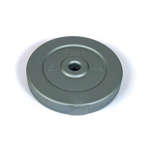 Диск Euro classic виниловый 5 кг серебристый металлик
