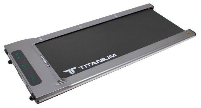 Электрическая беговая дорожка Titanium T-100 SF 0476