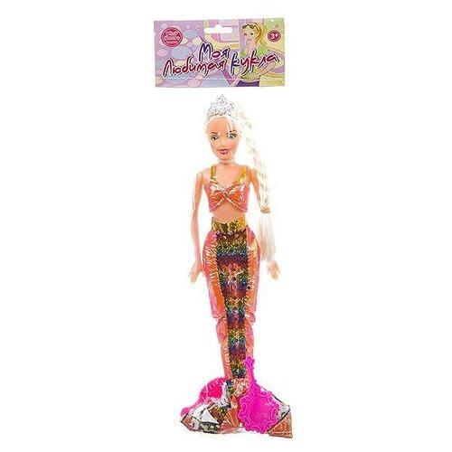 Купить Кукла Play Smart Моя любимая кукла Русалка, 28 см, 1180, Куклы и пупсы