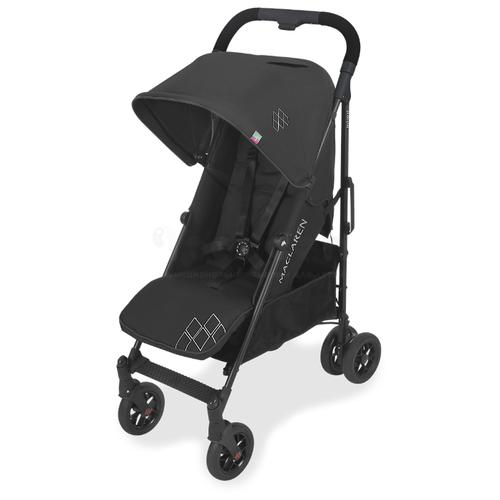 Прогулочная коляска Maclaren Techno XT ARC 2019 black/black, цвет шасси: черный