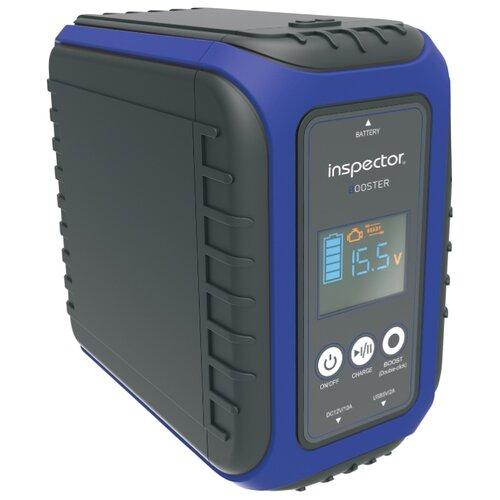Пусковое устройство Inspector Booster синий/черный пусковое устройство revolter truck черный