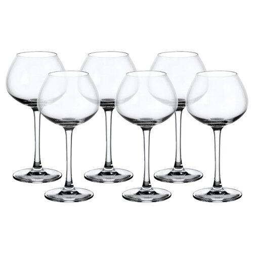 Eclat Набор бокалов Wine Emotions balloon L7590 6шт 350мл прозрачный