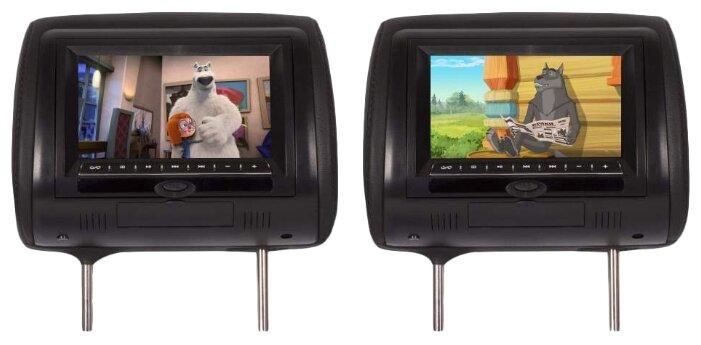 Портативный телевизор eplutus ep-192t (Черный)
